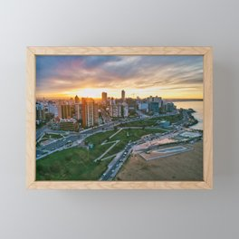Landscape Photography by Fermin Rodriguez Penelas Framed Mini Art Print