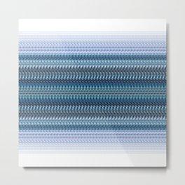 Coral Reef 1 Metal Print
