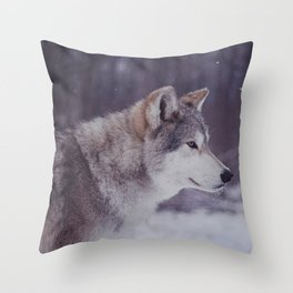 Cana Portrait Throw Pillow