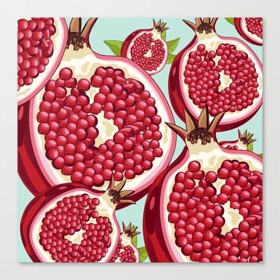 Pomegranate 2 Canvas Print