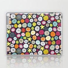umbrellas cobalt Laptop & iPad Skin