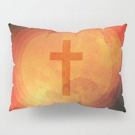 Thanks Be To God Pillow Sham