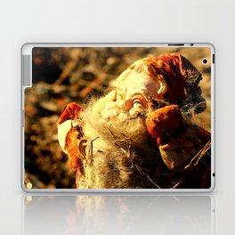 Ruined Santa Claus Laptop & iPad Skin