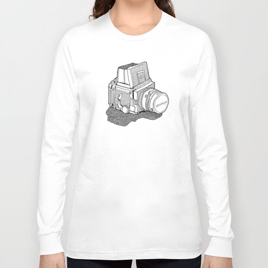 Mamiya Long Sleeve T-shirt