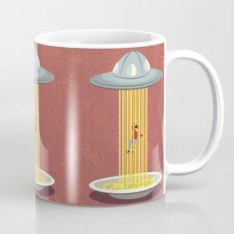 Invasion of spaghetti Coffee Mug