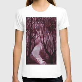 Purple Woos T-shirt