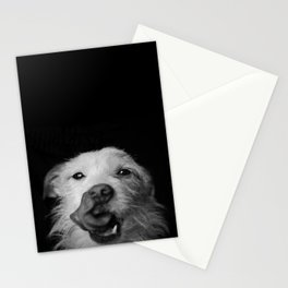 Happy Mongrel Stationery Cards