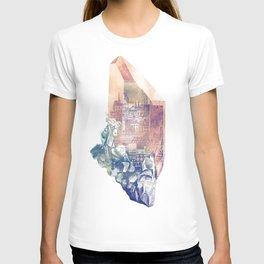 Byzantium Crystal City T-shirt