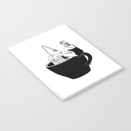 Laid-Back Time Notebook