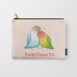 Tweethearts Carry-All Pouch
