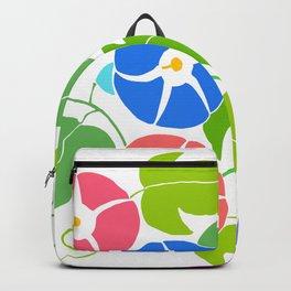 Morning Glory Backpack