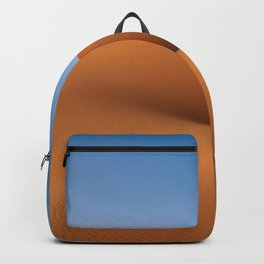 Desert Sand and Sky (Color) Backpack