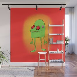 Introducing Obo Wall Mural