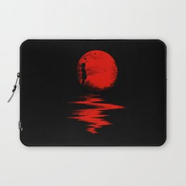 The Land of the Rising Sun Laptop Sleeve