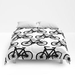 Bicycle Doodle Comforters