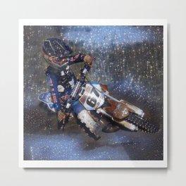 """"""" Stardust """" Metal Print"""