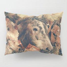 Horse Pillow Sham