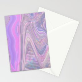 I took a trip and landed in a pastel dream... Stationery Cards