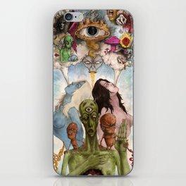 The Gemini Perception iPhone Skin