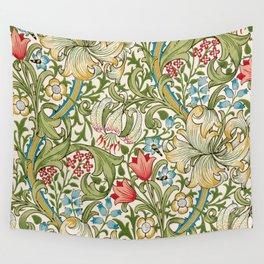 William Morris Art Nouveau Vintage  Wall Tapestry