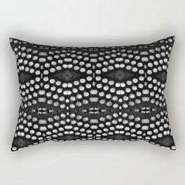 typewriter keys Rectangular Pillow