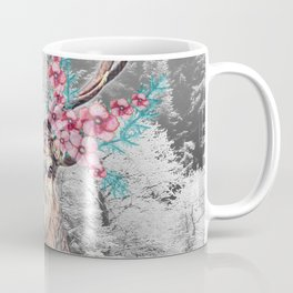 Fluttering Stag Coffee Mug
