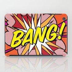 Bang! iPad Case