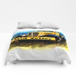 Old Yeller Comforters
