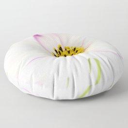 Sensation Cosmos White Bloom Floor Pillow