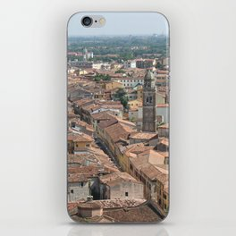 Unknown Faces In Different Places (Pt 4 - Verona, Italy) iPhone Skin