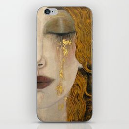 Freya's tears iPhone Skin