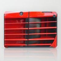 ferrari iPad Cases featuring Ferrari Testarossa by Rainer Steinke