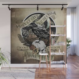 Crooked Kingdom - Change The Game Wall Mural