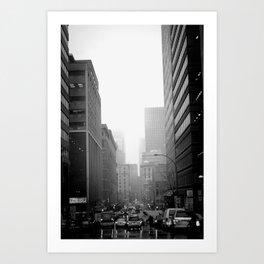 City City Art Print