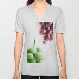 Grapes Unisex V-Neck