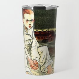 Le Coupable, The Guilty One Travel Mug