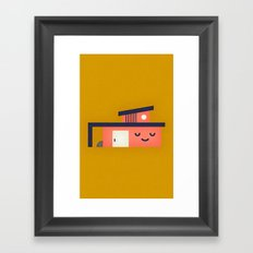 Modern Home Framed Art Print