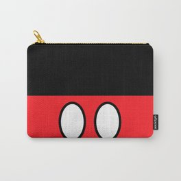 Mickey Mouse's Clothes Carry-All Pouch