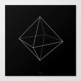 Octa Canvas Print
