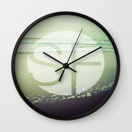 SAN FRANCISCO Wall Clock