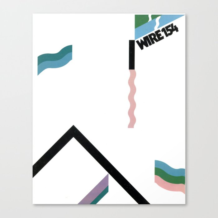 Wire 154 Canvas Print by theculturevulture | Society6