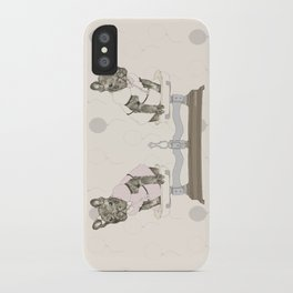 Las Lolas iPhone Case