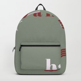 Have a nice day Backpack