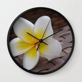 Uluwatu Love Wall Clock