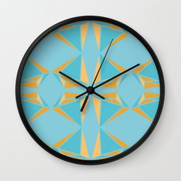 A Girl's Bestfriend 2 Wall Clock