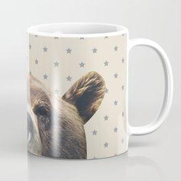 Bear and Stars Coffee Mug