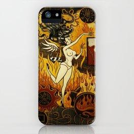 Paul Chatem_It Had To Happen iPhone Case