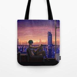 Dystopian Gamer Tote Bag