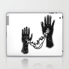 Joined Hands Laptop & iPad Skin