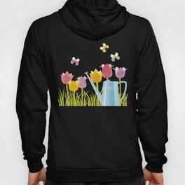 Spring Time. Tulips. Hoody